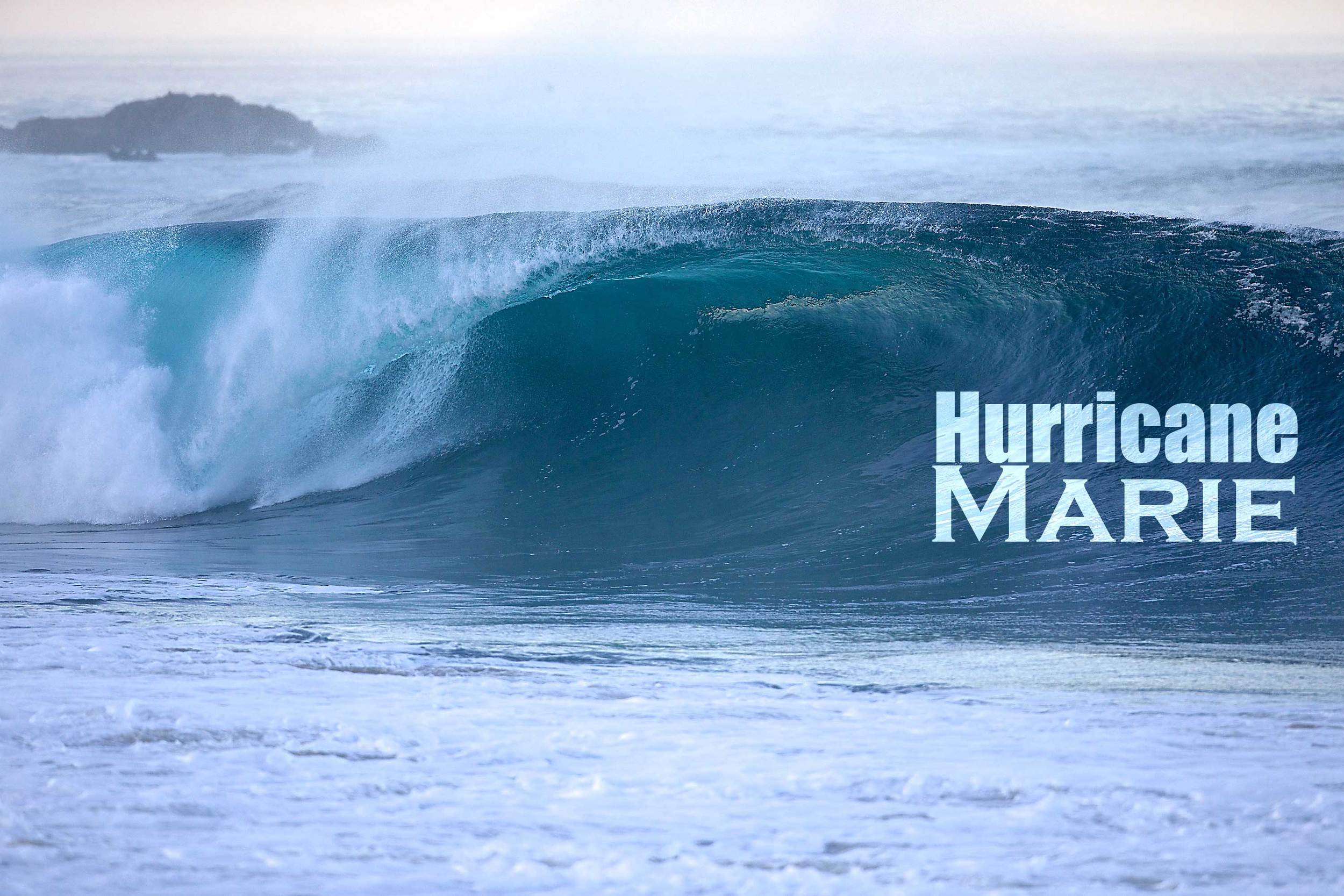 Not for the faint of heart. Hurricane Marie lives up to it's hype.