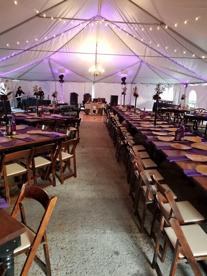 Rentals — Wedding & Event Essentials