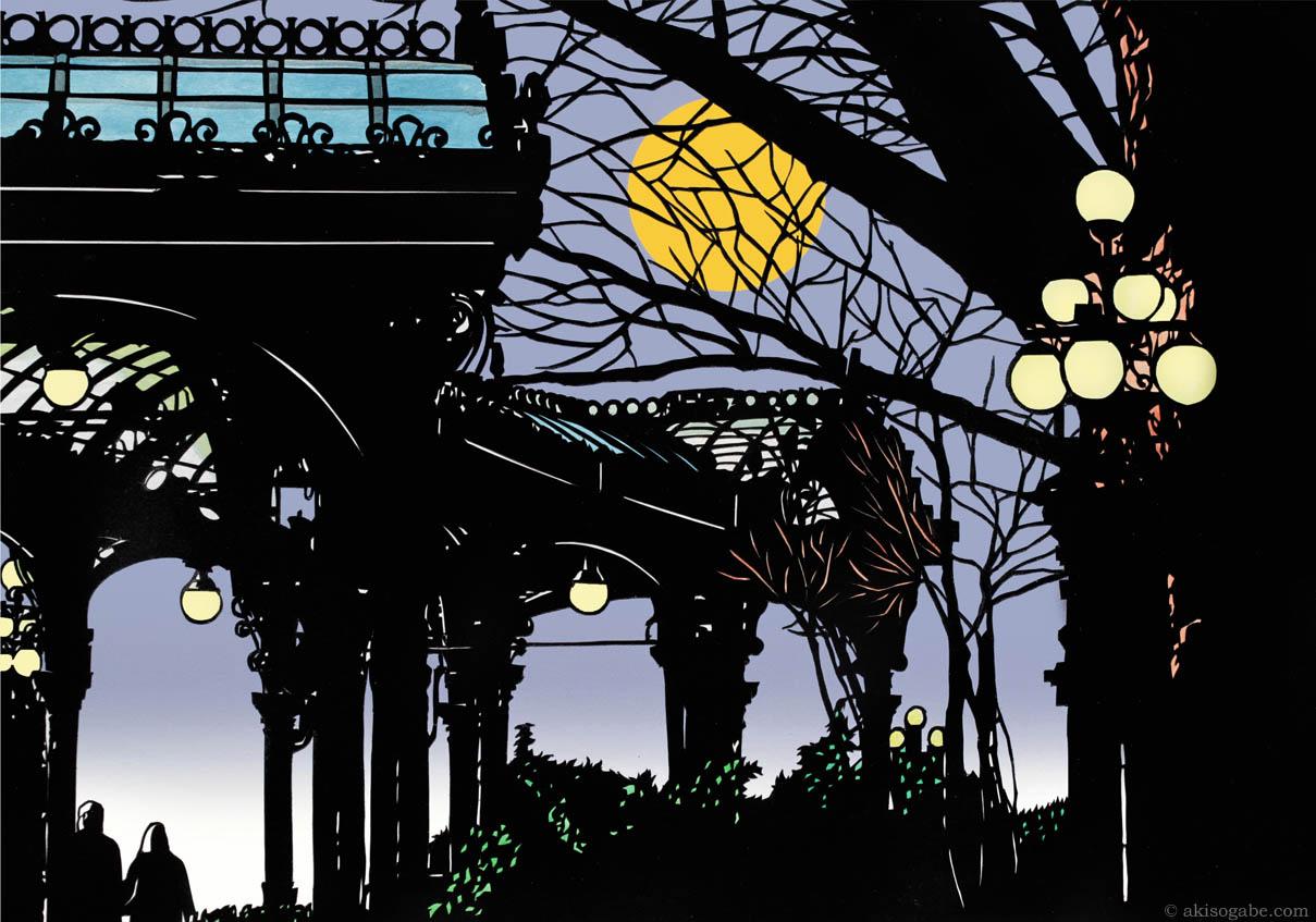 August Moon at Pioneer Square.jpg