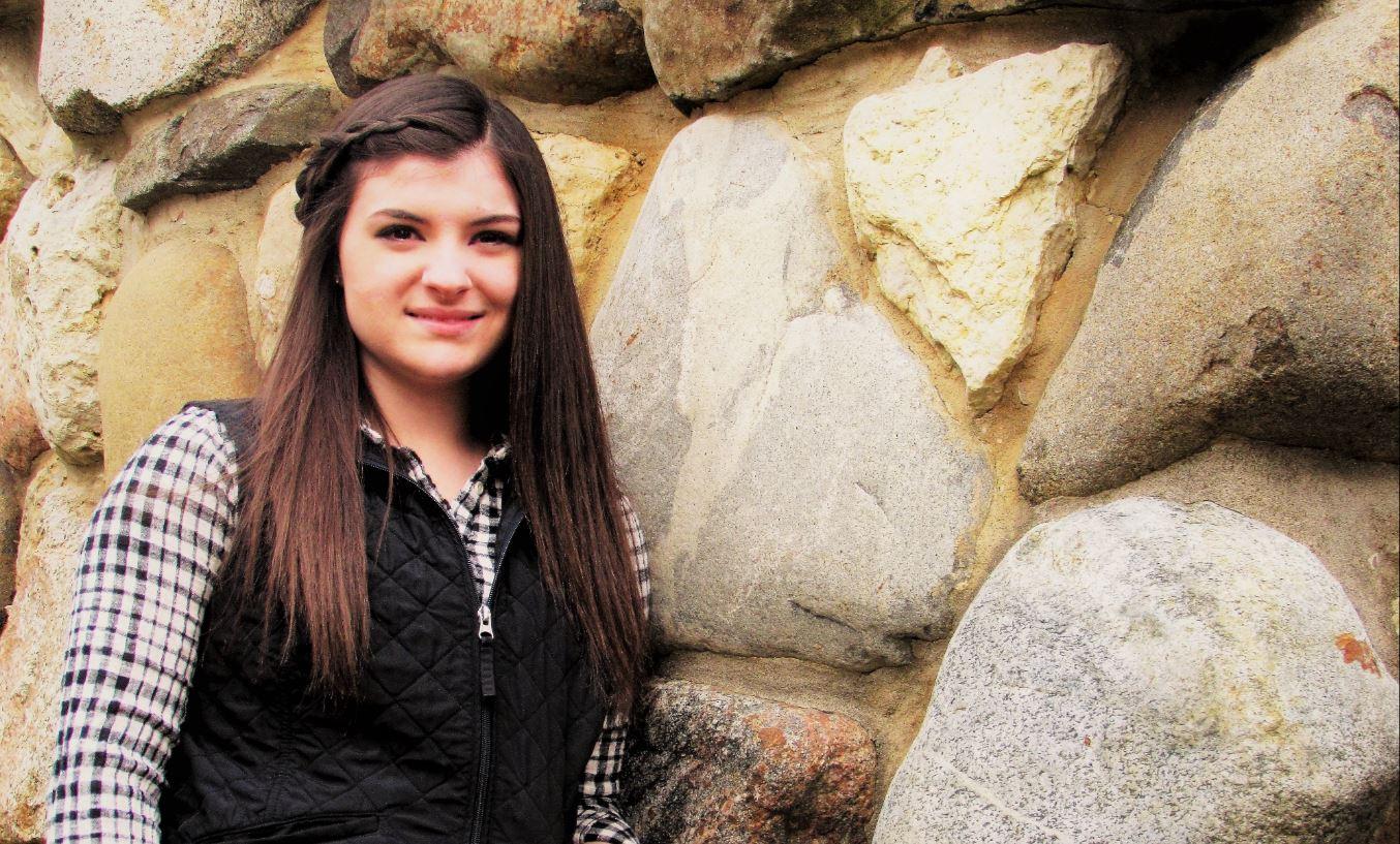 2017 Challenge Scholarship recipient, Kara Lentine.