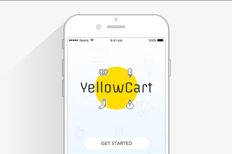 YellowCart — Product Strategy, UX+UI Design