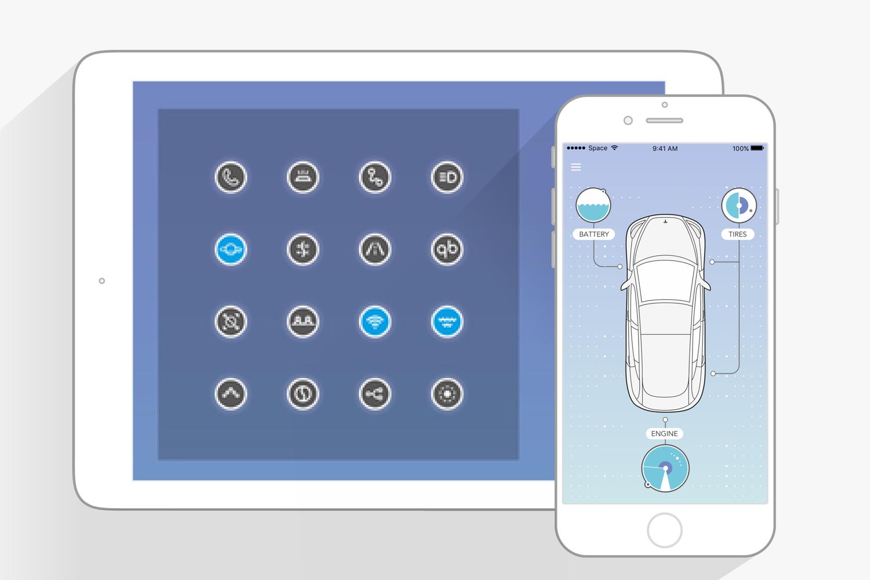 T-Plus — UI Concept Design