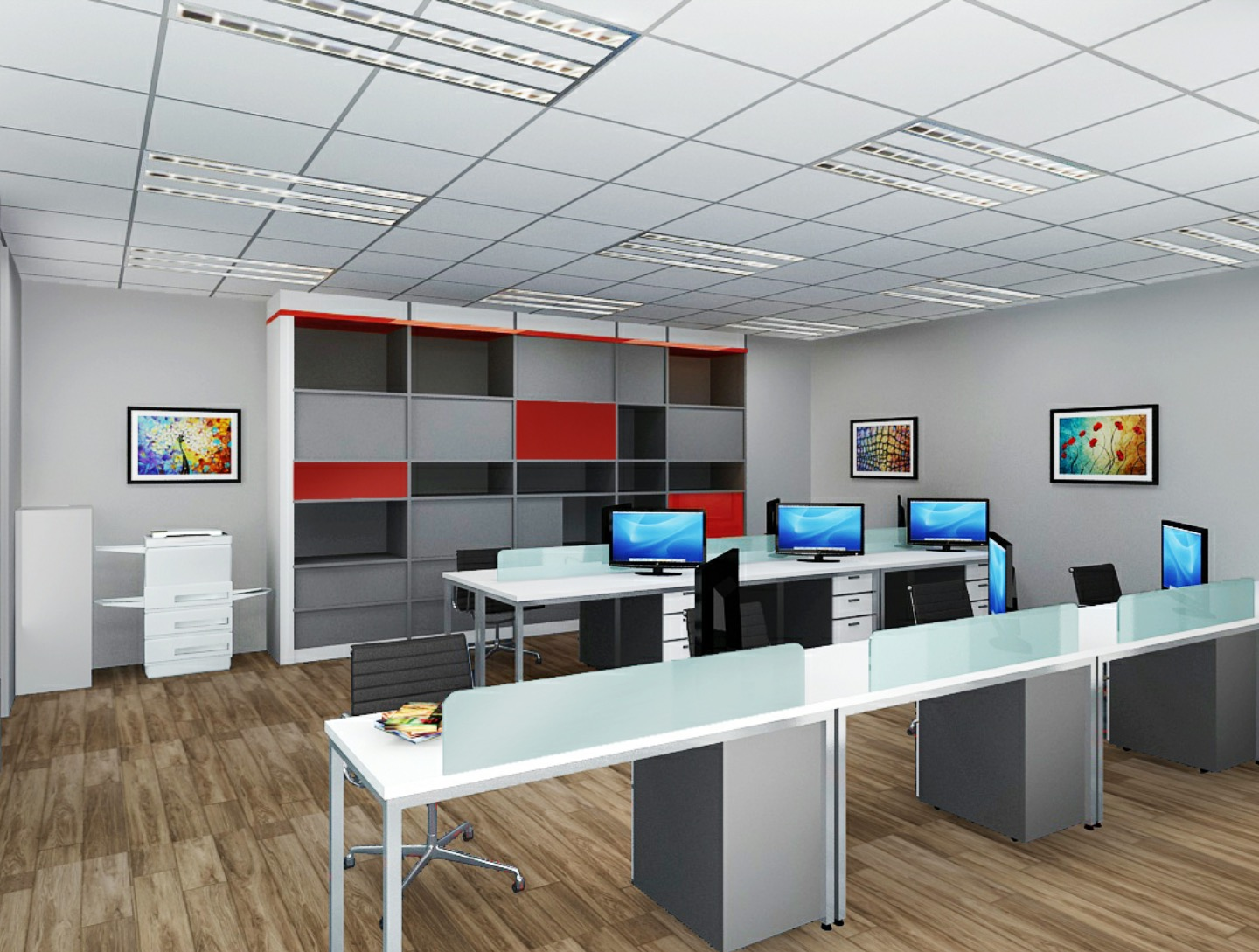 commerical-office-common-workspace