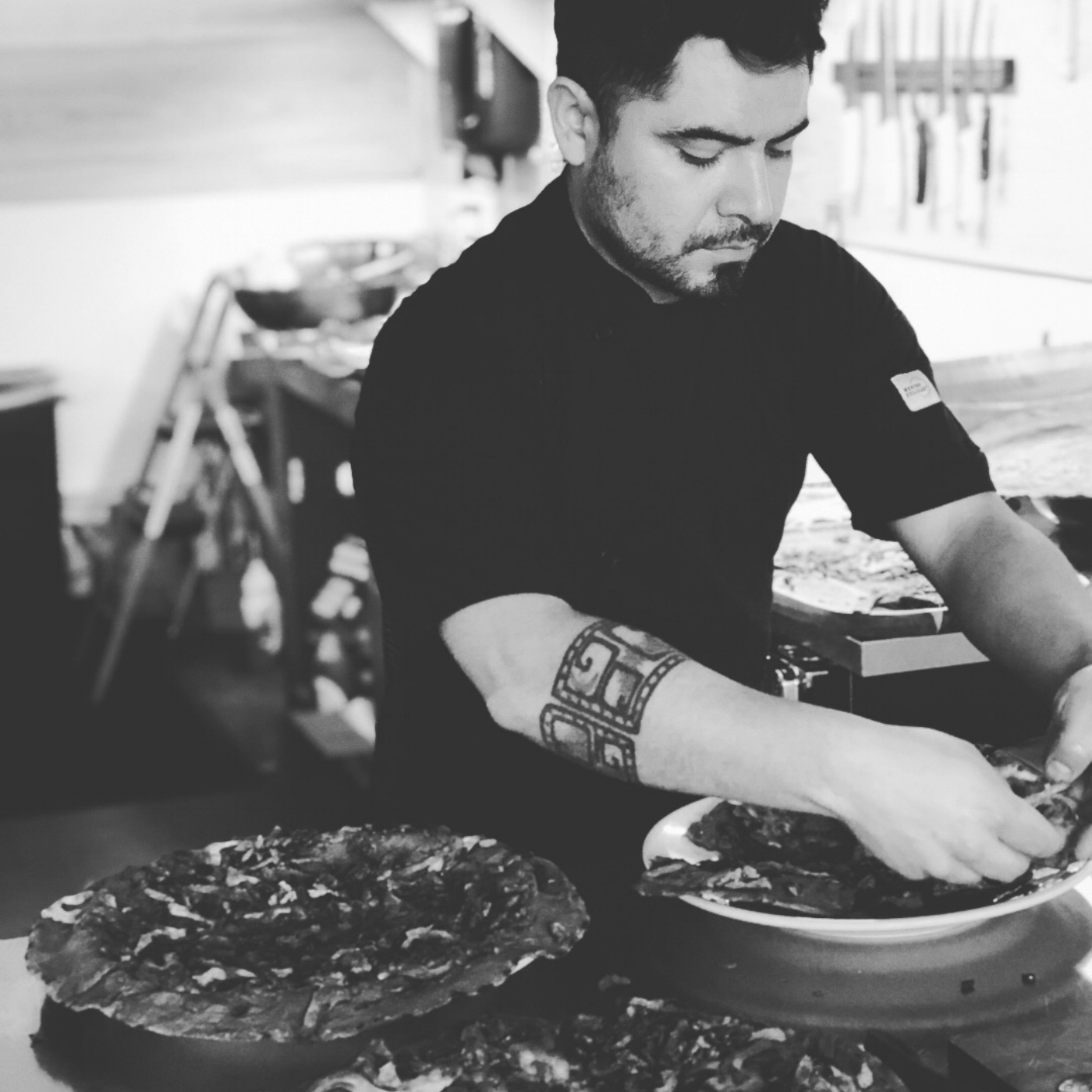 chef hector guerrero feastly mexican street food brunch