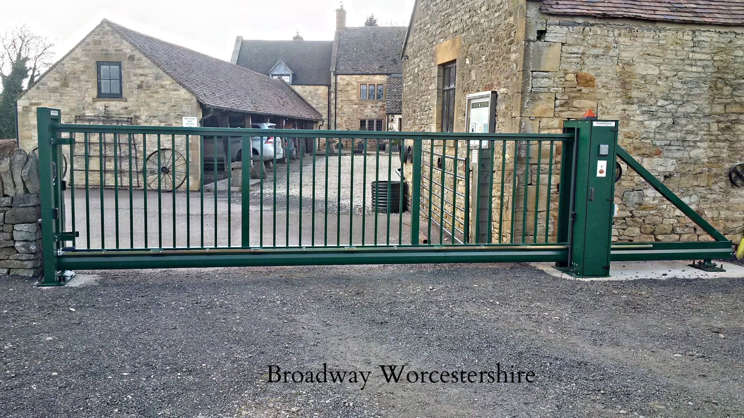 Copy of Broadway Worcestershire