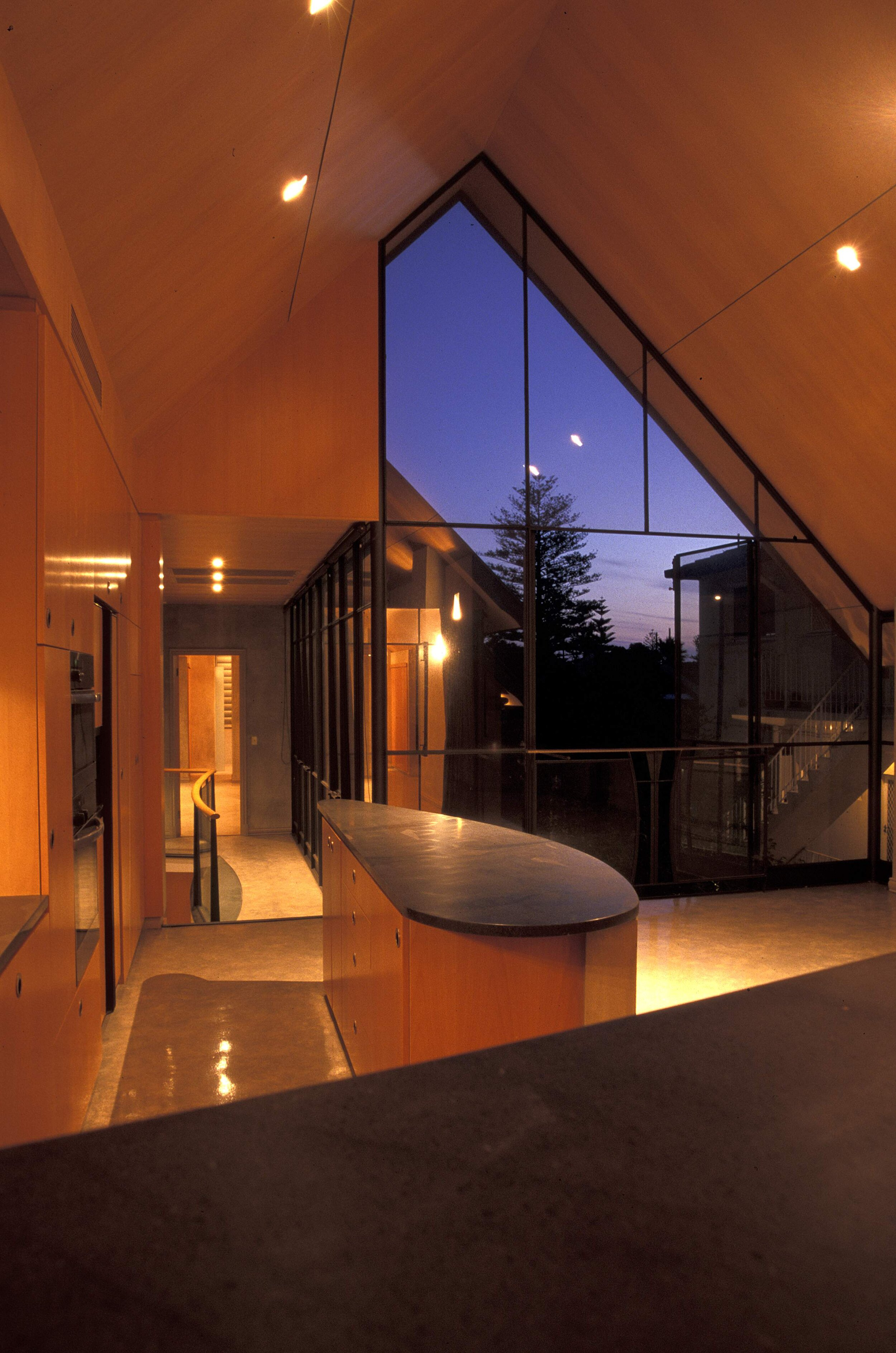 2001 - cottesloe residence