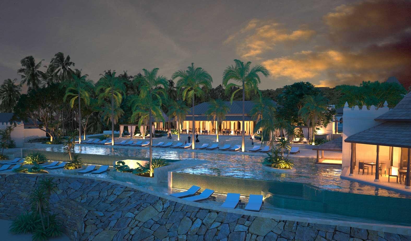 2011 - zanzibar resort