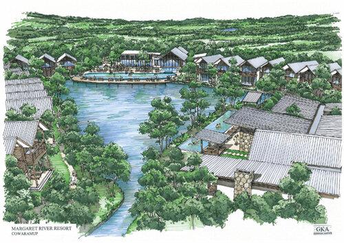 2008 - margaret river resort