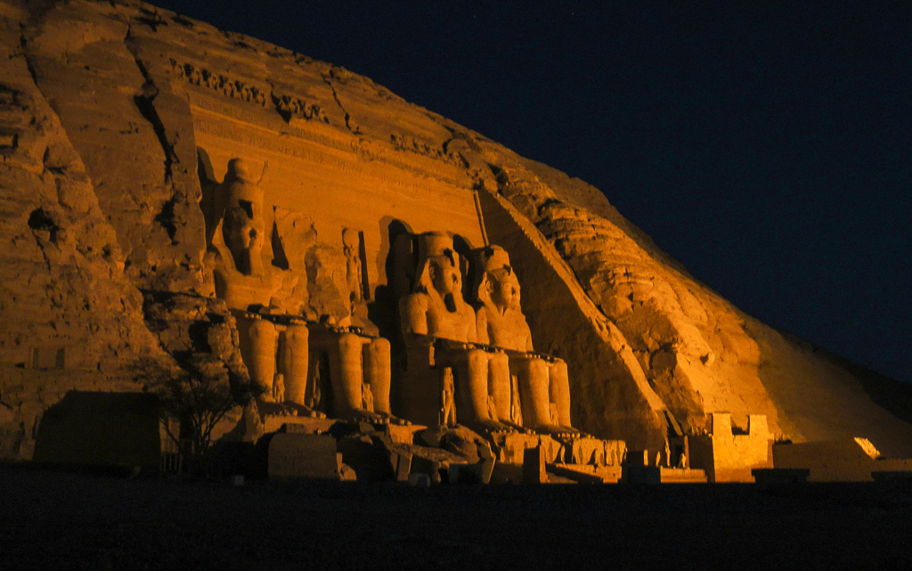 My first look at Abu Simbel