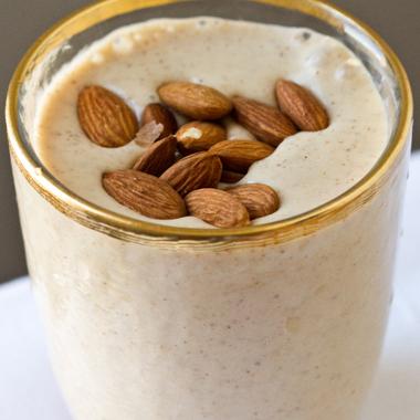 almond date shake