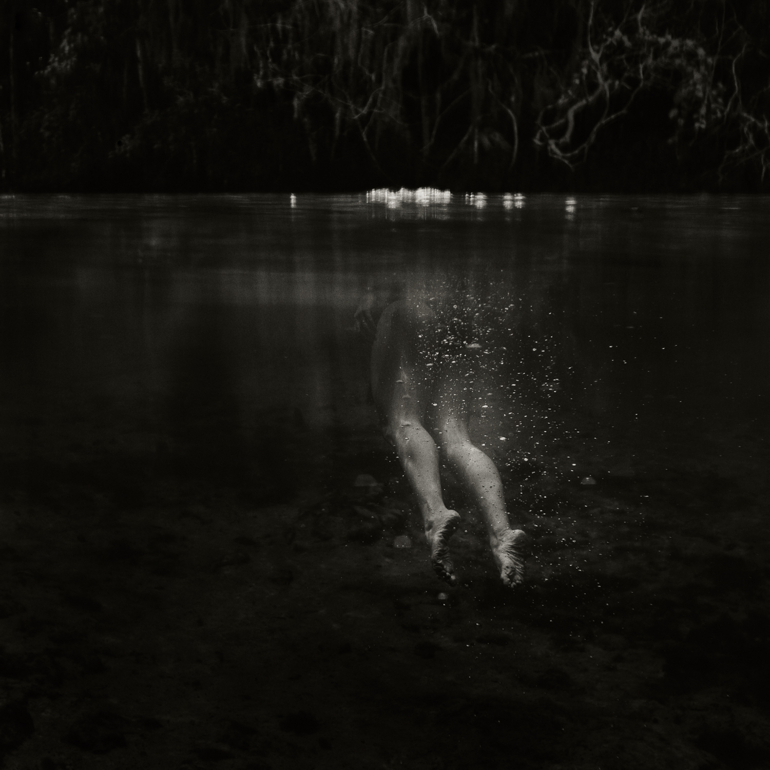 Heather, Crystal River, 2012
