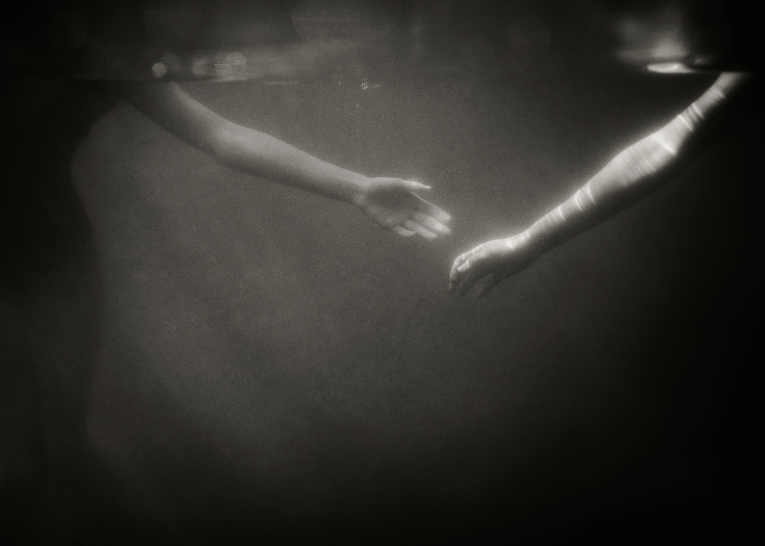 Hands, Three Sisters Spring, 2012