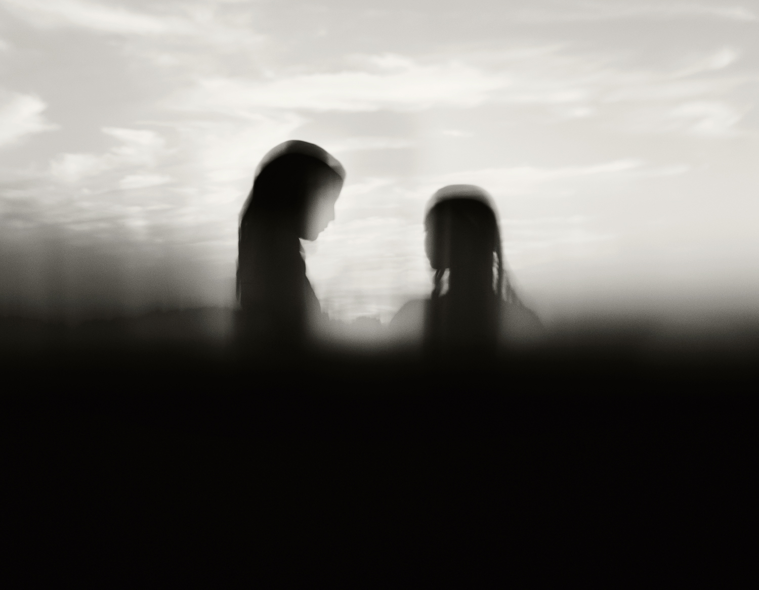 Sky + Ellie, Clitherall, 2012