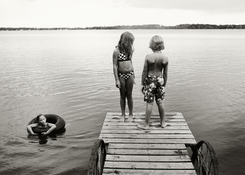 Friends, Battle Lake, 2012
