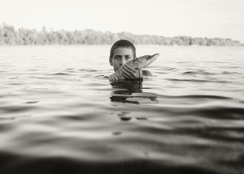 Jacob, Battle Lake, 2012