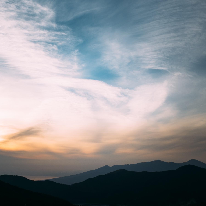 Cloud Watching, Japan, 2014
