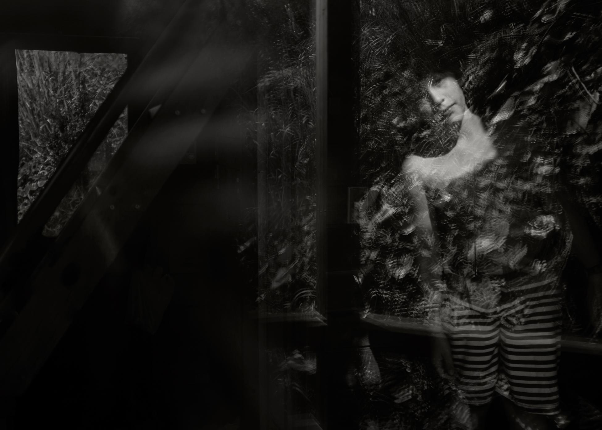Reflection, Izu, Japan, 2015