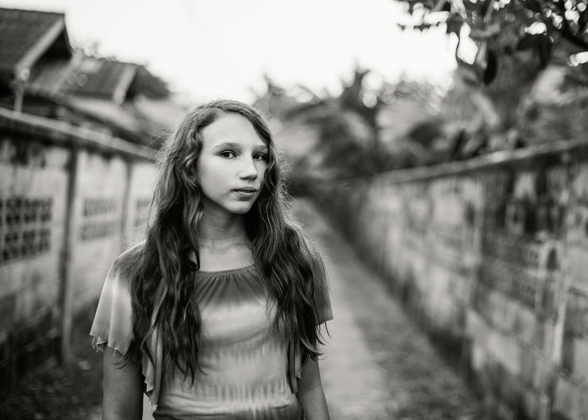 Amelie, Laos, 2015