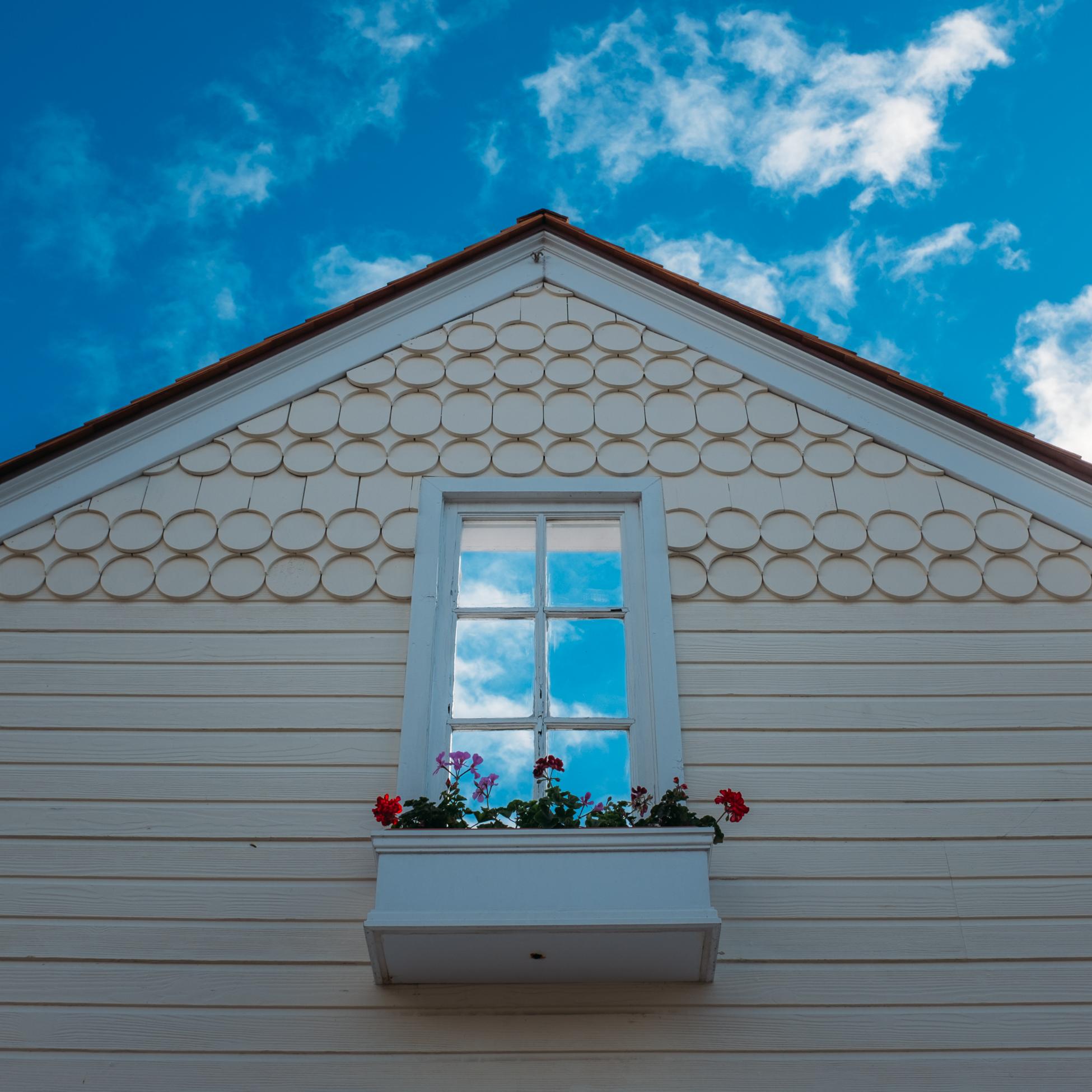 Sky in the Window, San Diego, 2015
