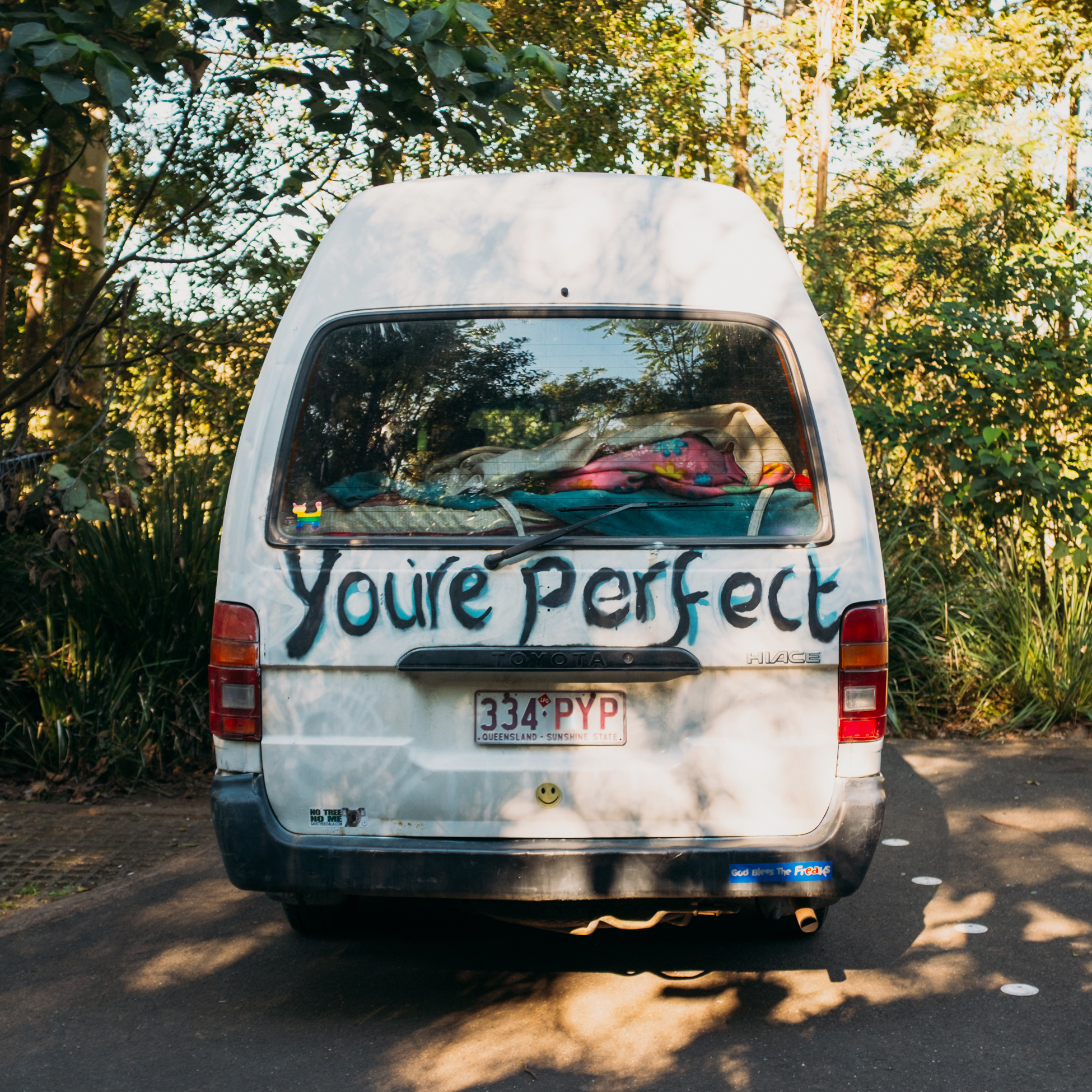 You're Perfect, Australia, 2015
