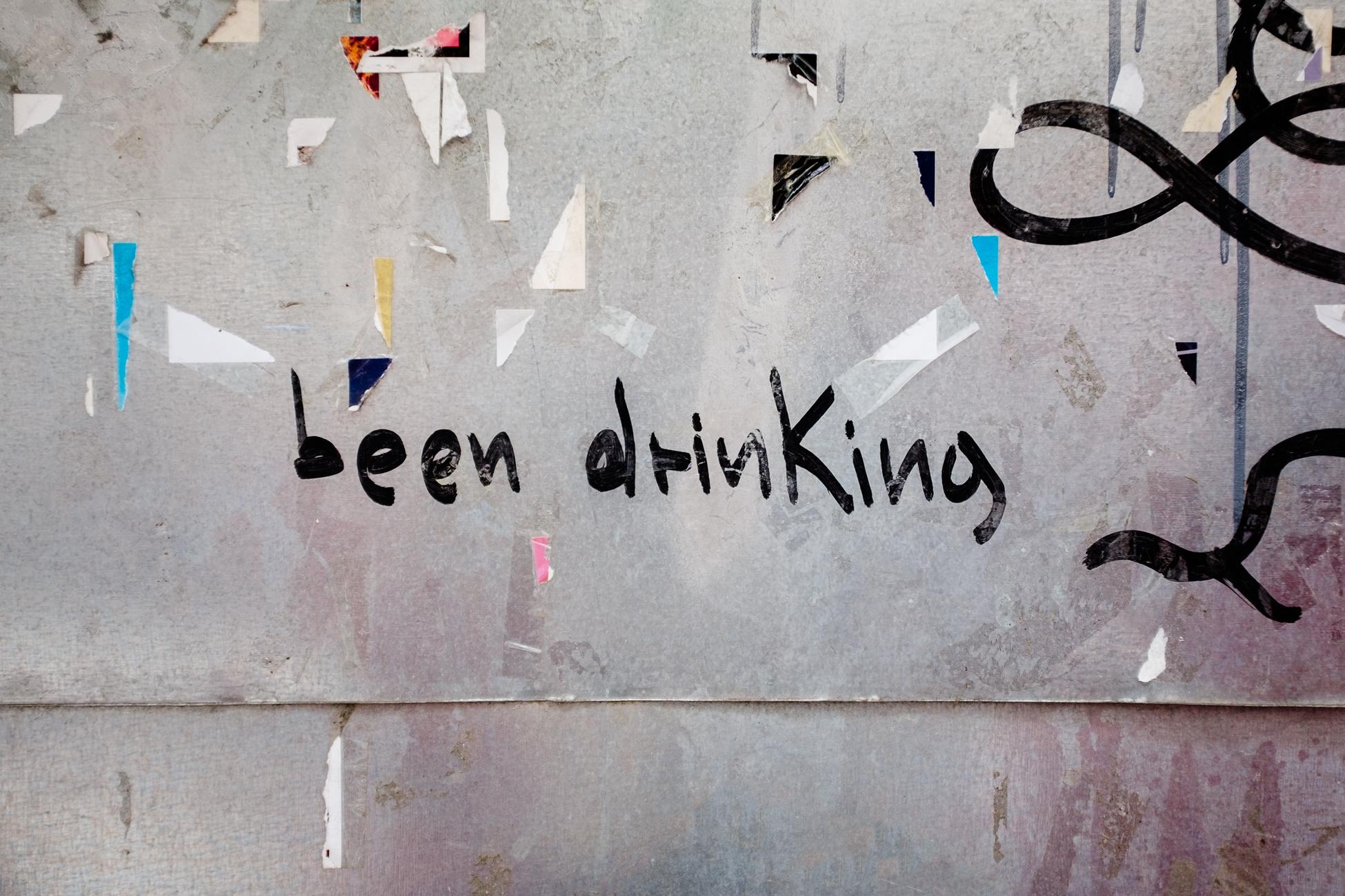 been drinking, Romania, 2017