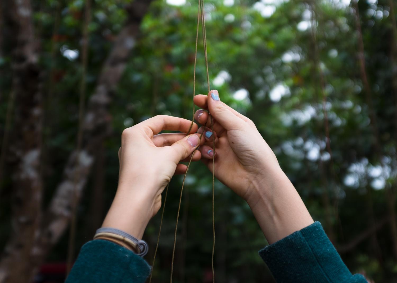 Tying Knots, Phillipines, 2017