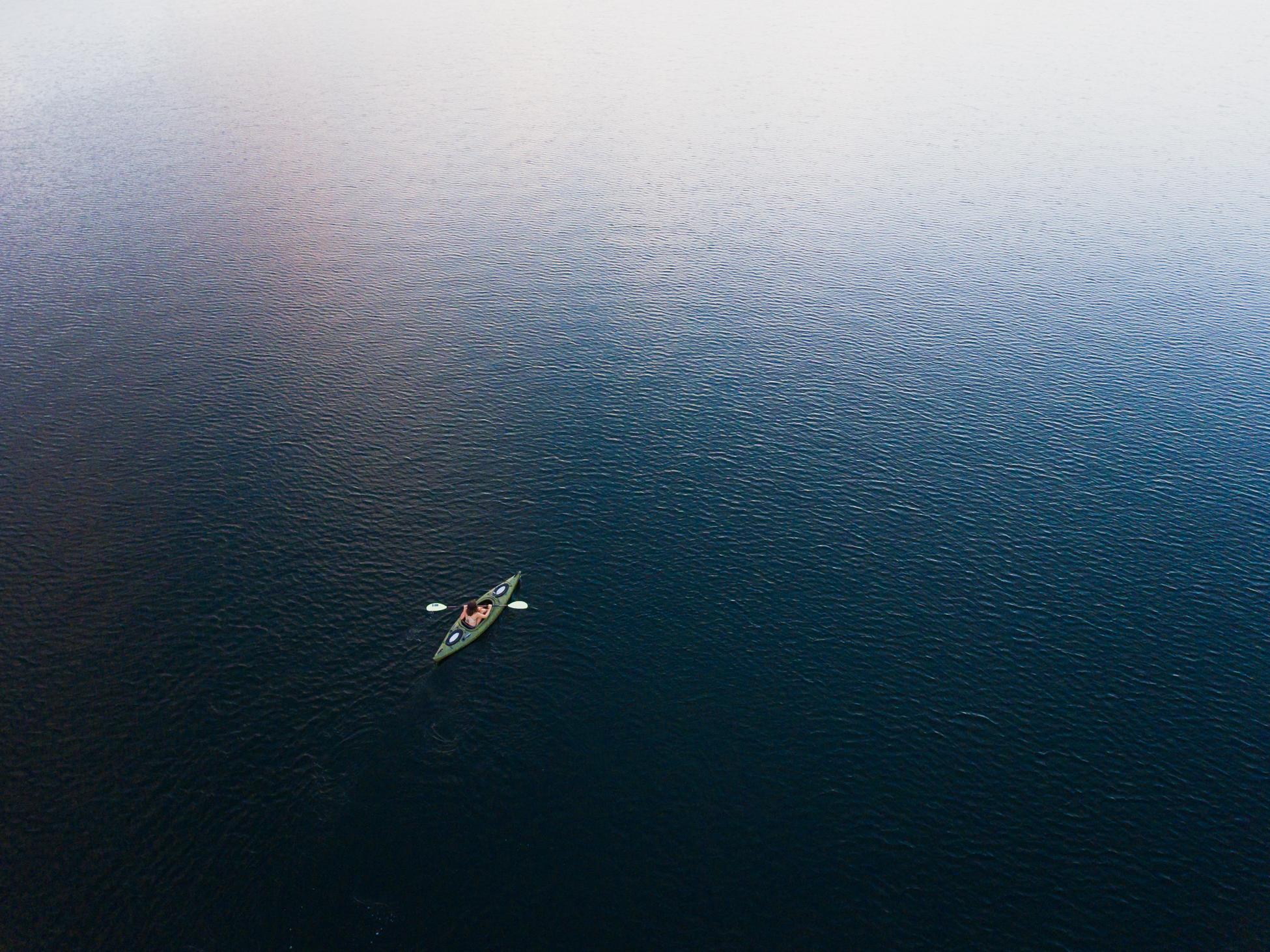 Alone, Maine, 2018