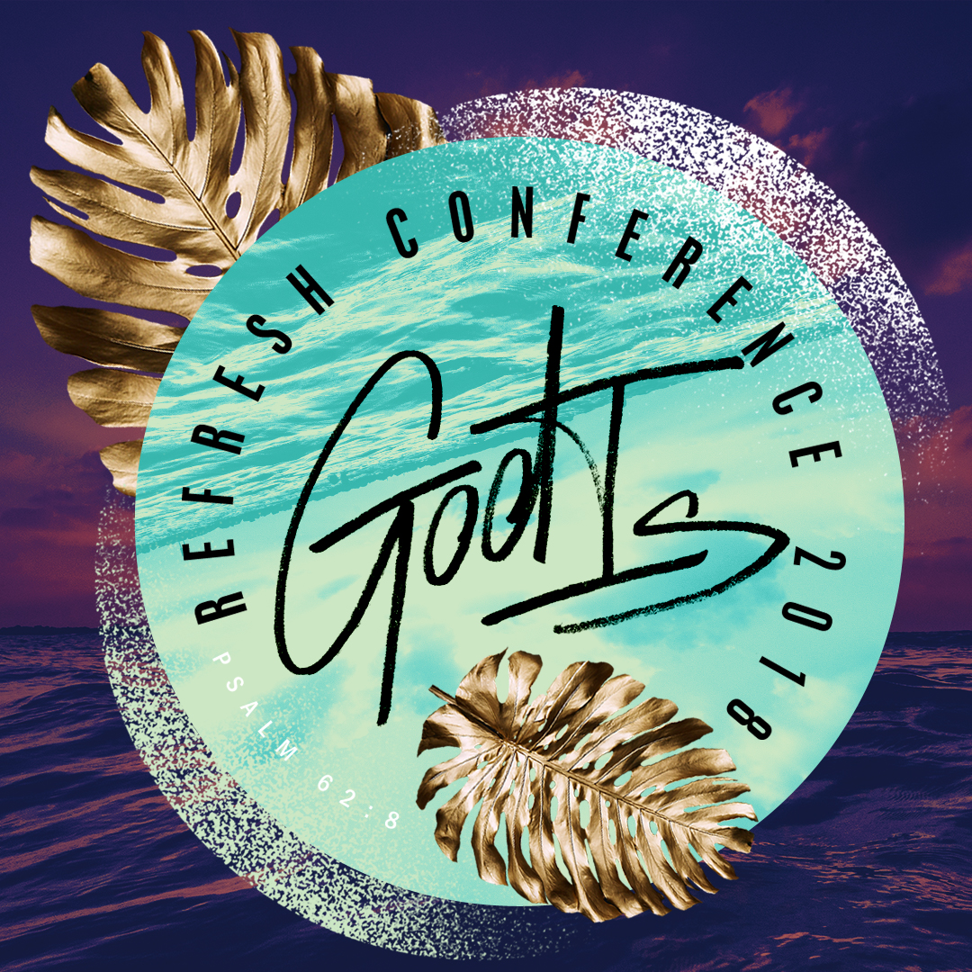 GOD IS - This year's theme is: GOD IS. We will be looking closely at God's goodness and character, and our prayer is that you will see your faith and trust in Jesus grow as you are reminded of who GOD IS.