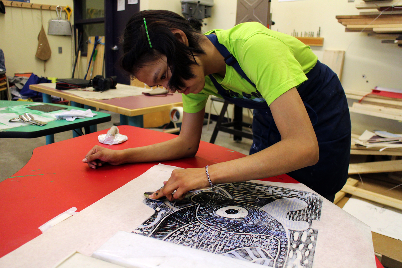 Susie printing layer 2