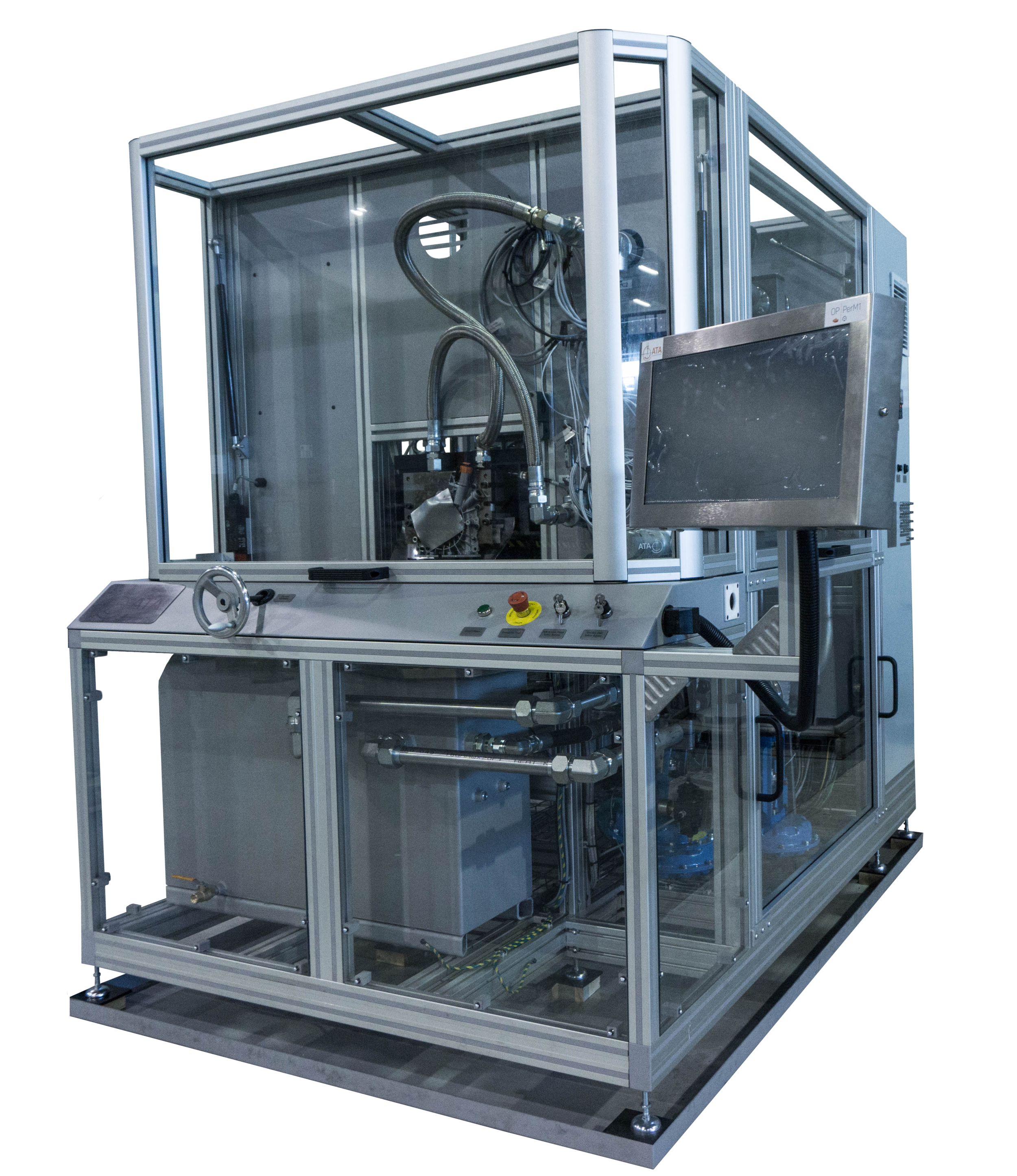 Mechanical Engine Oil Pump Testing   A test platform devoted to thoroughly capturing and understanding the failure modes of mechanical oil pumps ensures the dependability your customers value most.    Click here   to learn more.