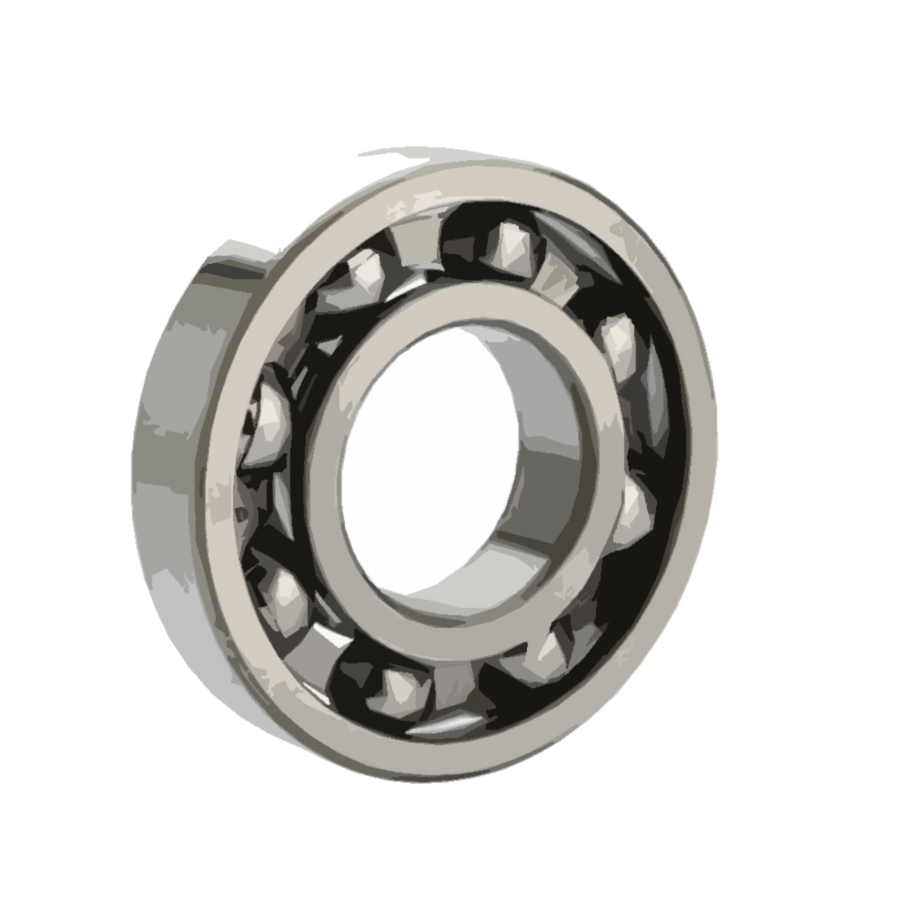 Automotive component Testing for bearings. Test services are available, and bearing test systems are an option.