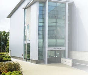 The PFL Building in Speke