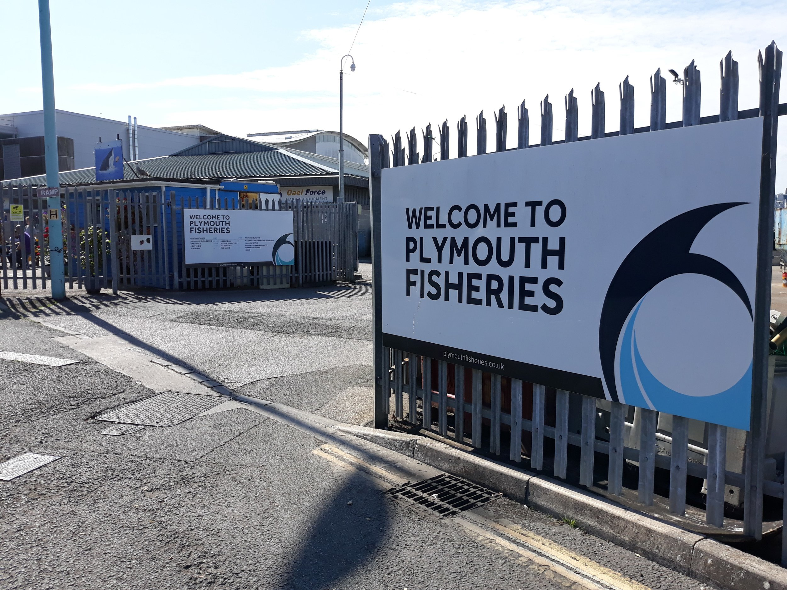 Plymouth Fisheries.
