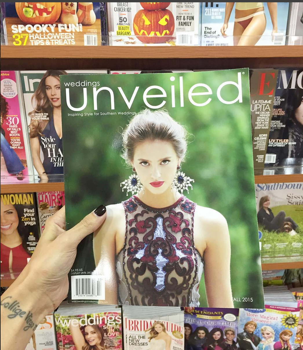 Weddings Unveiled Fall 2015 Issue