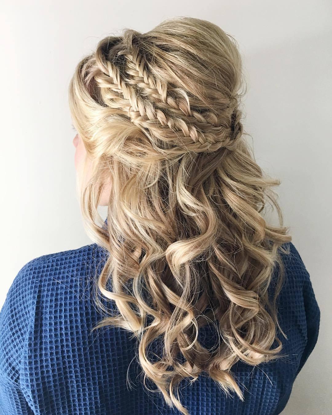 wedding-hair-inspiration-half-up