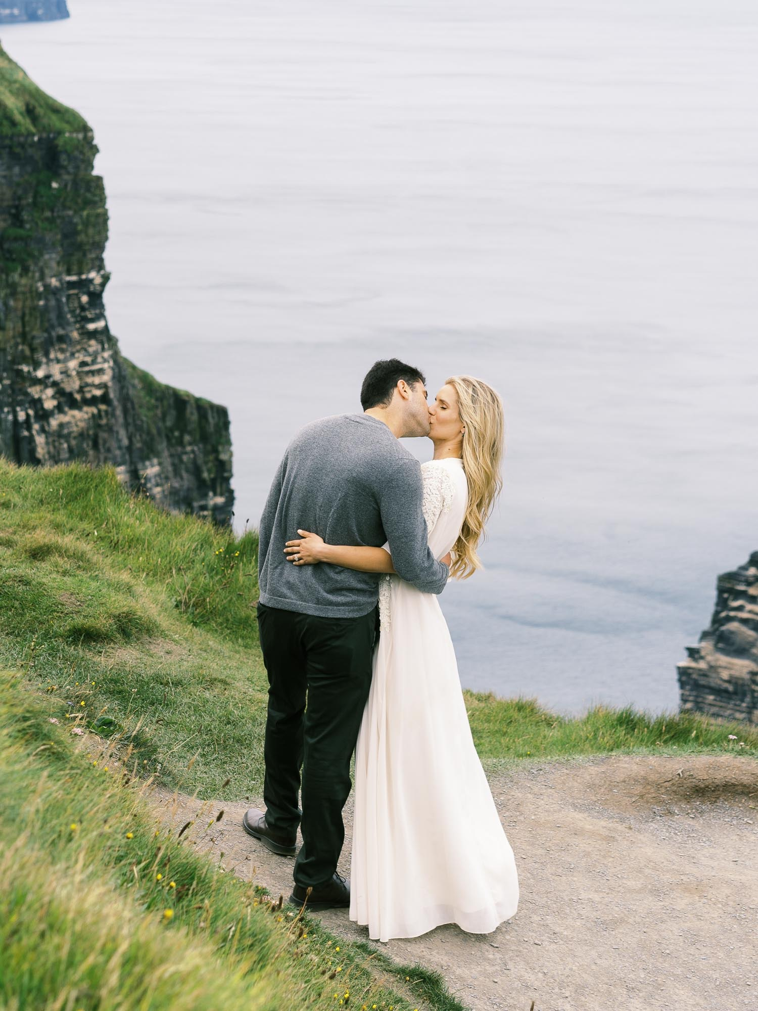 the-cliffs-of-moher-engagement-hair-makeup