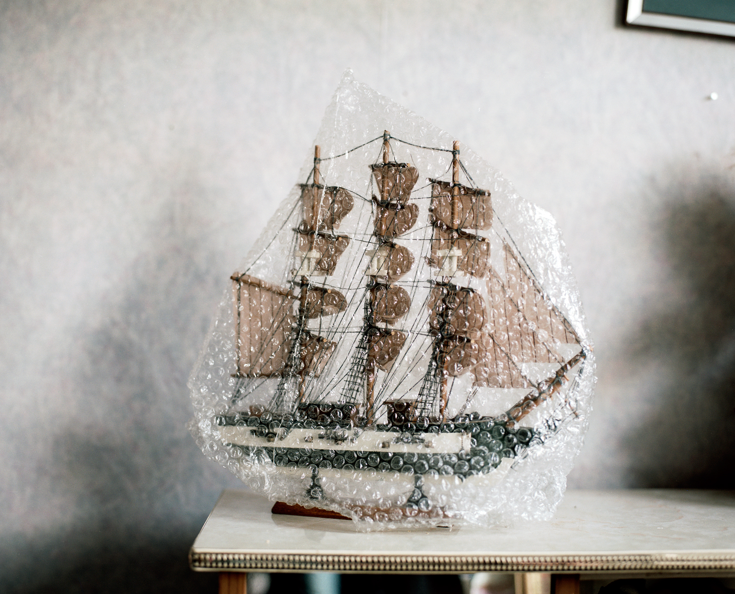 Clipper ship    Project Info