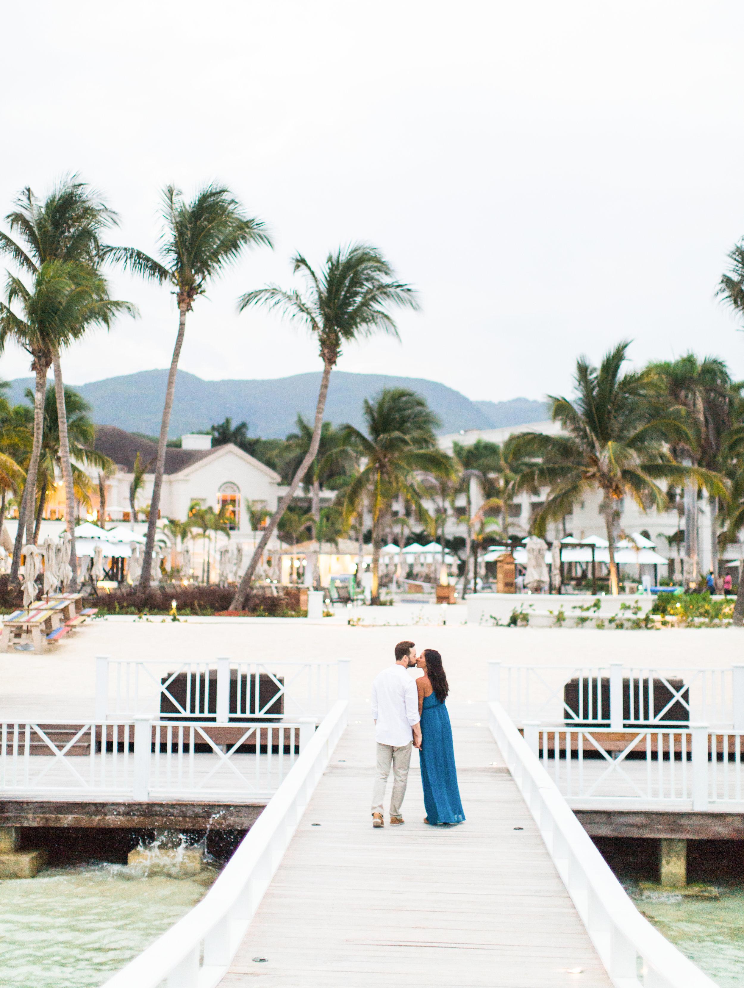 Jamaican destination wedding