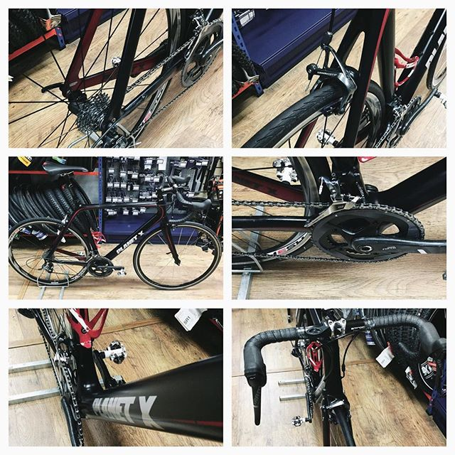 We've had a few days off in the #tooting workshop but when we get back on 29/12 we'll be pumping out more services like the one to this #planetx Came to us in a bit of a mess but now she's looking good and riding great!