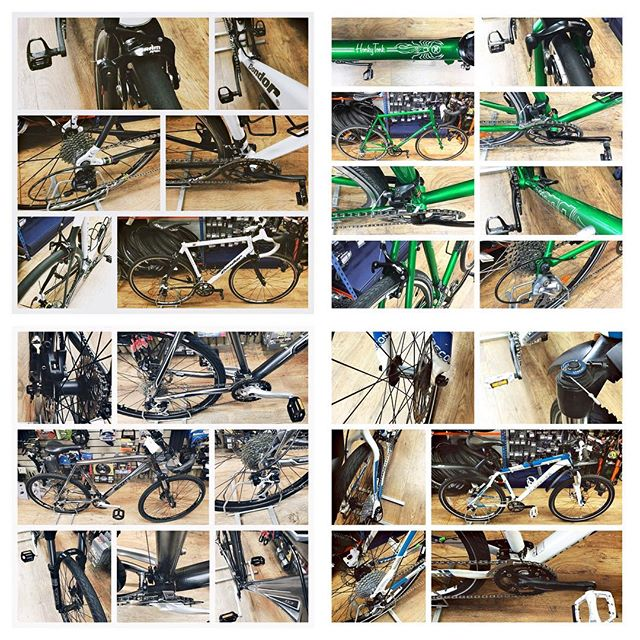 The #Tooting Bike workshop is closed tomorrow but we're back Thursday to carry on where we left off!