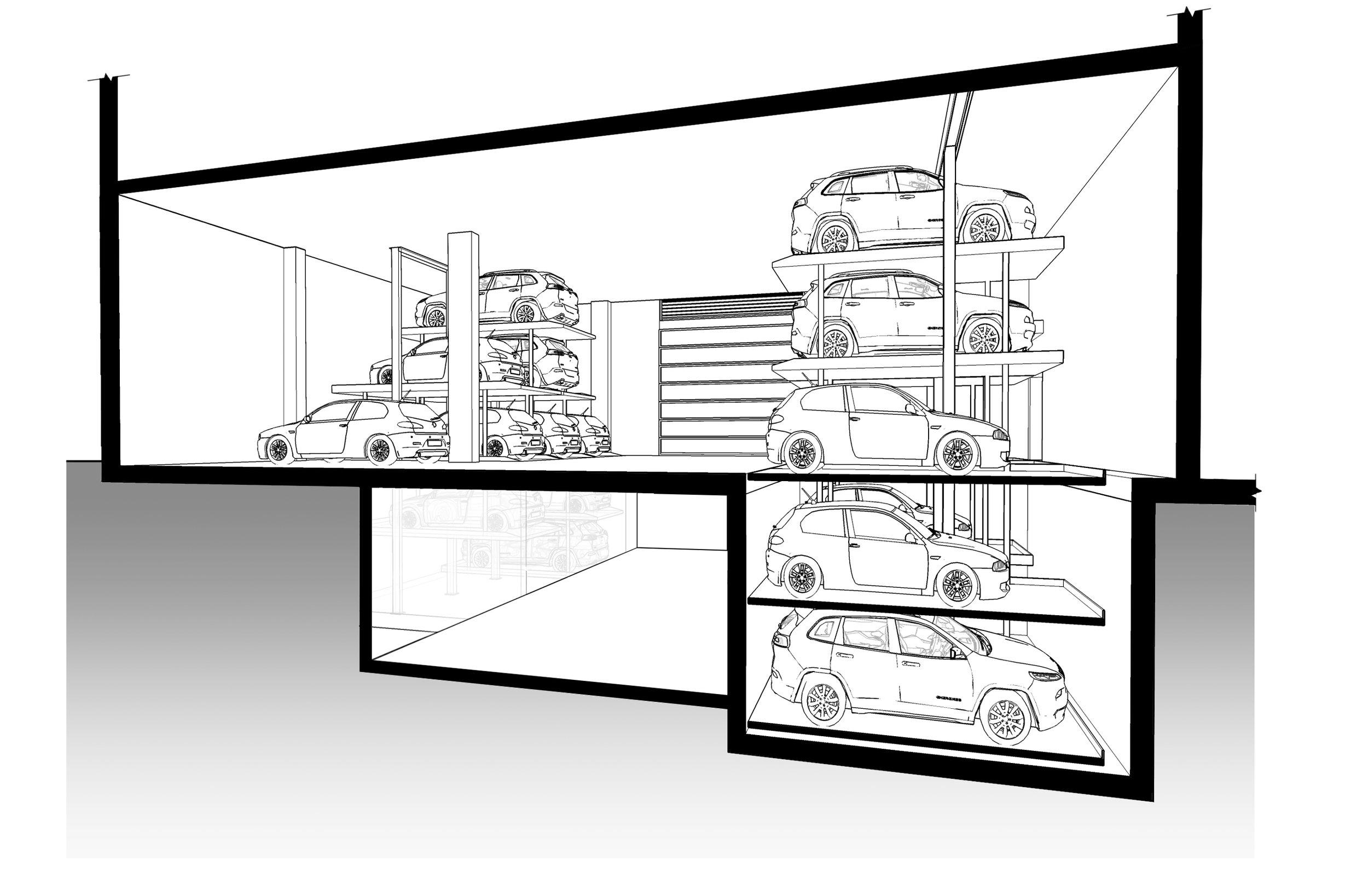 GIS plaza car lift system scheme.jpg