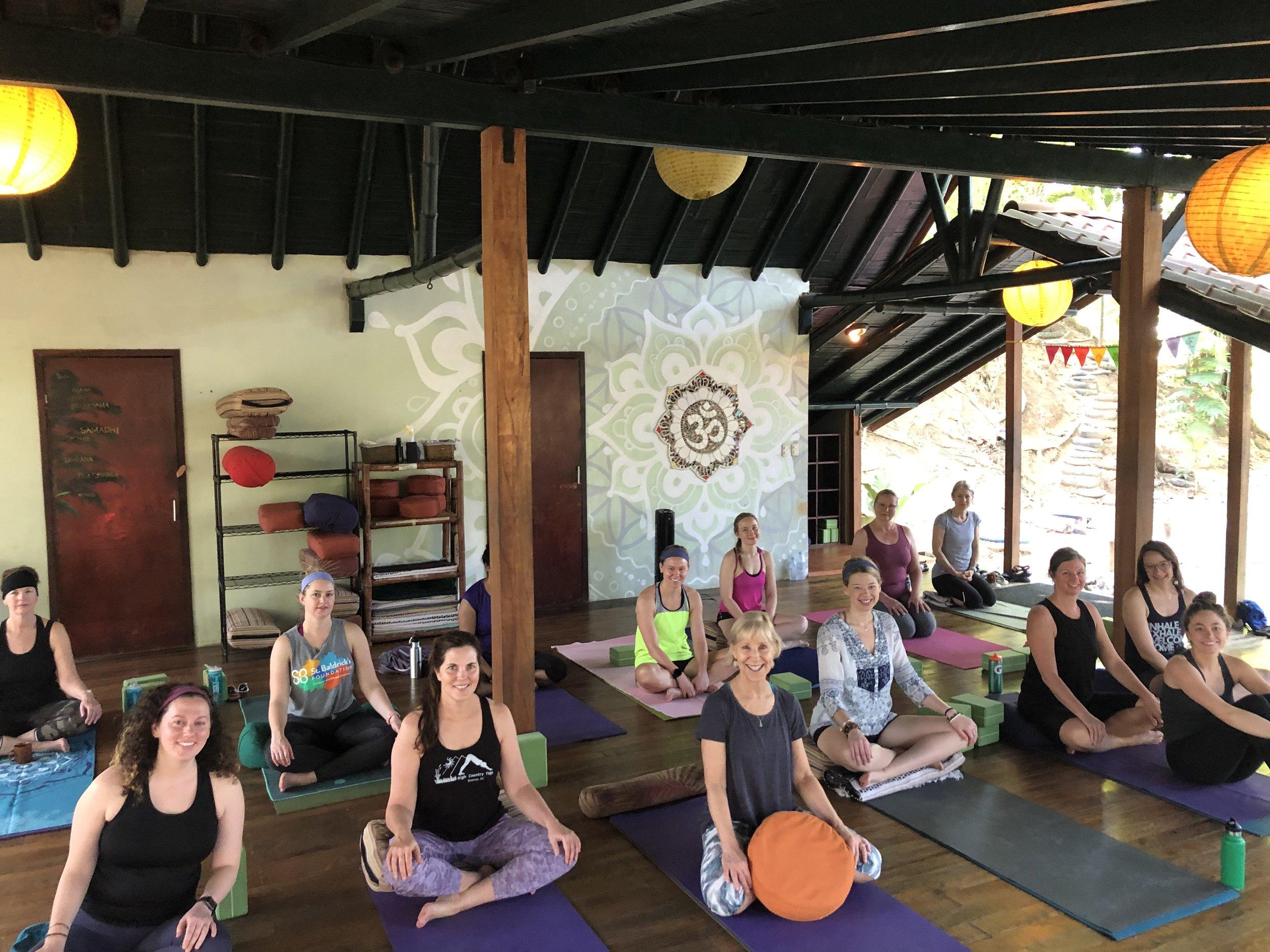 Pacific Costa Rica Yoga Retreat March 2019