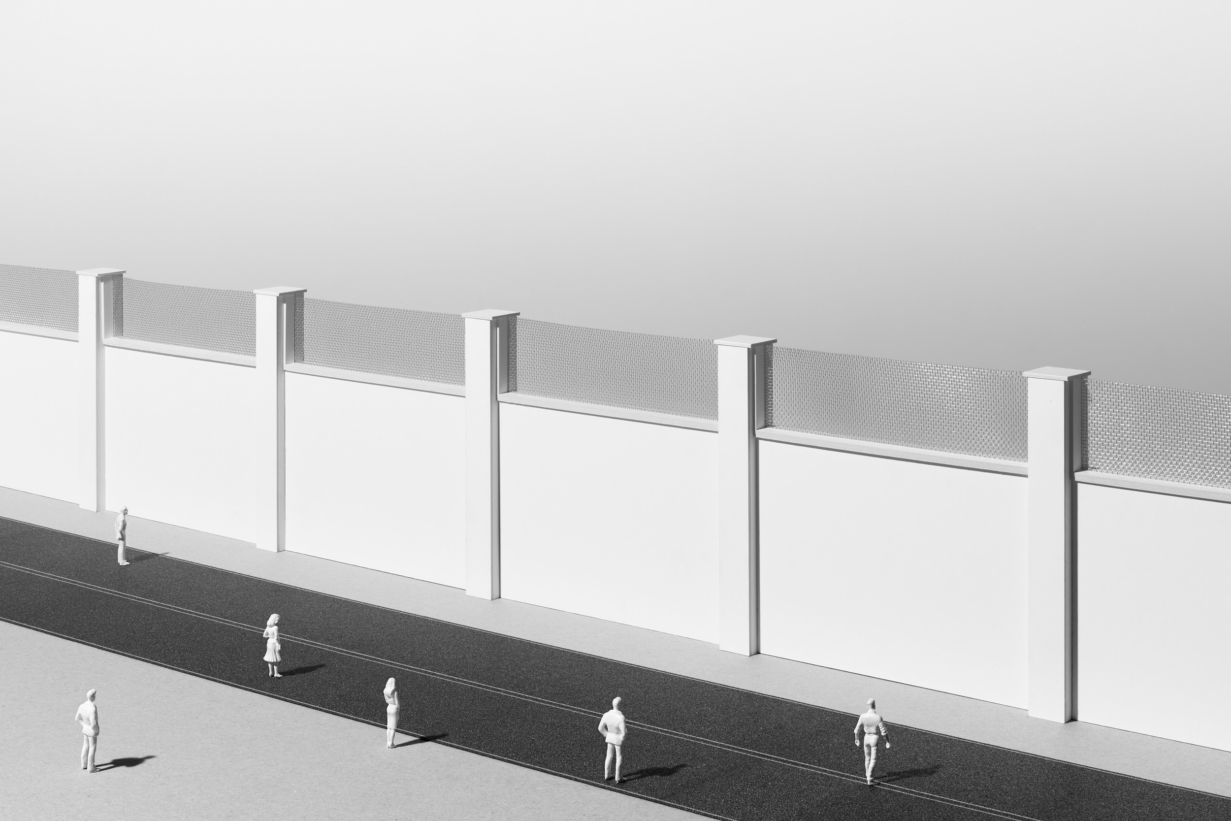 Untitled (Wall) 2013