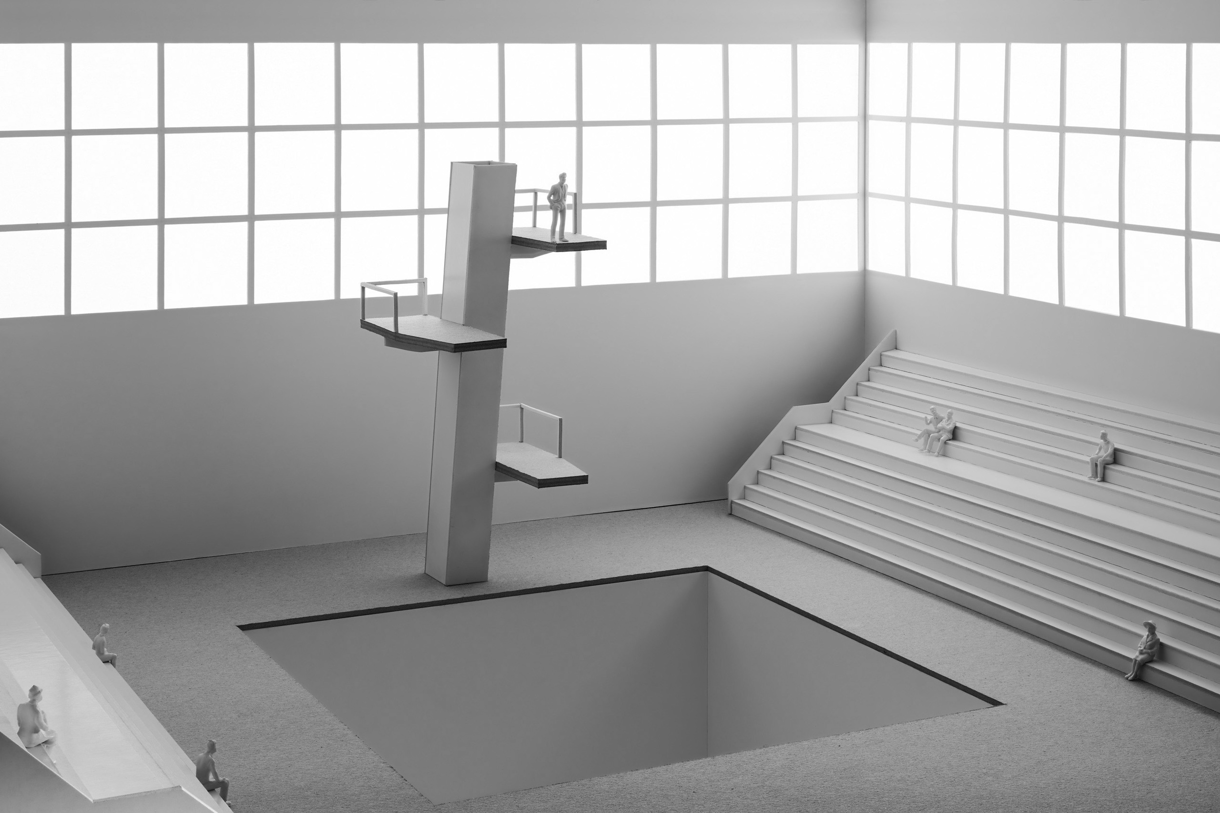 Diving Pool (After T.D.) 2013