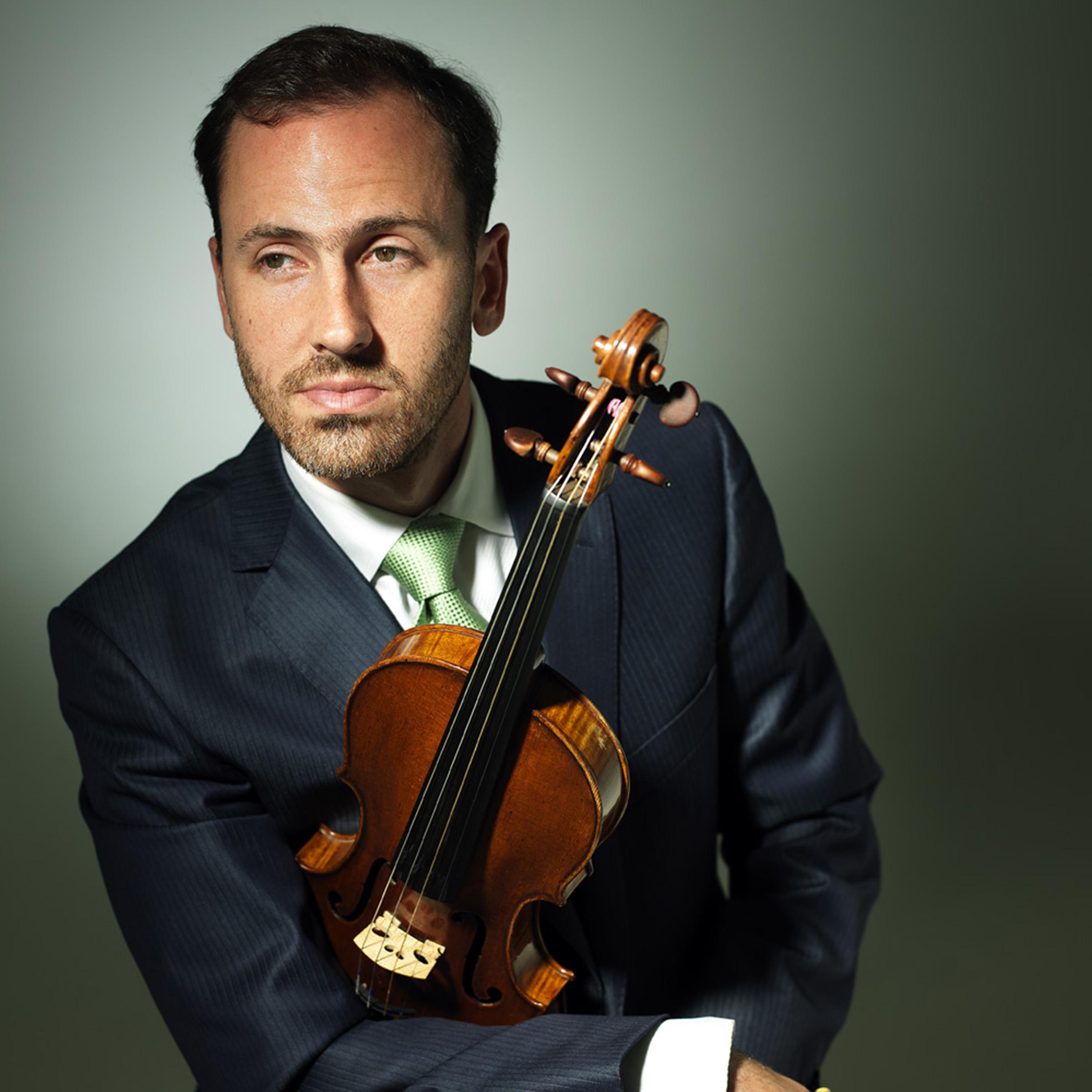Adam lamotte , violin