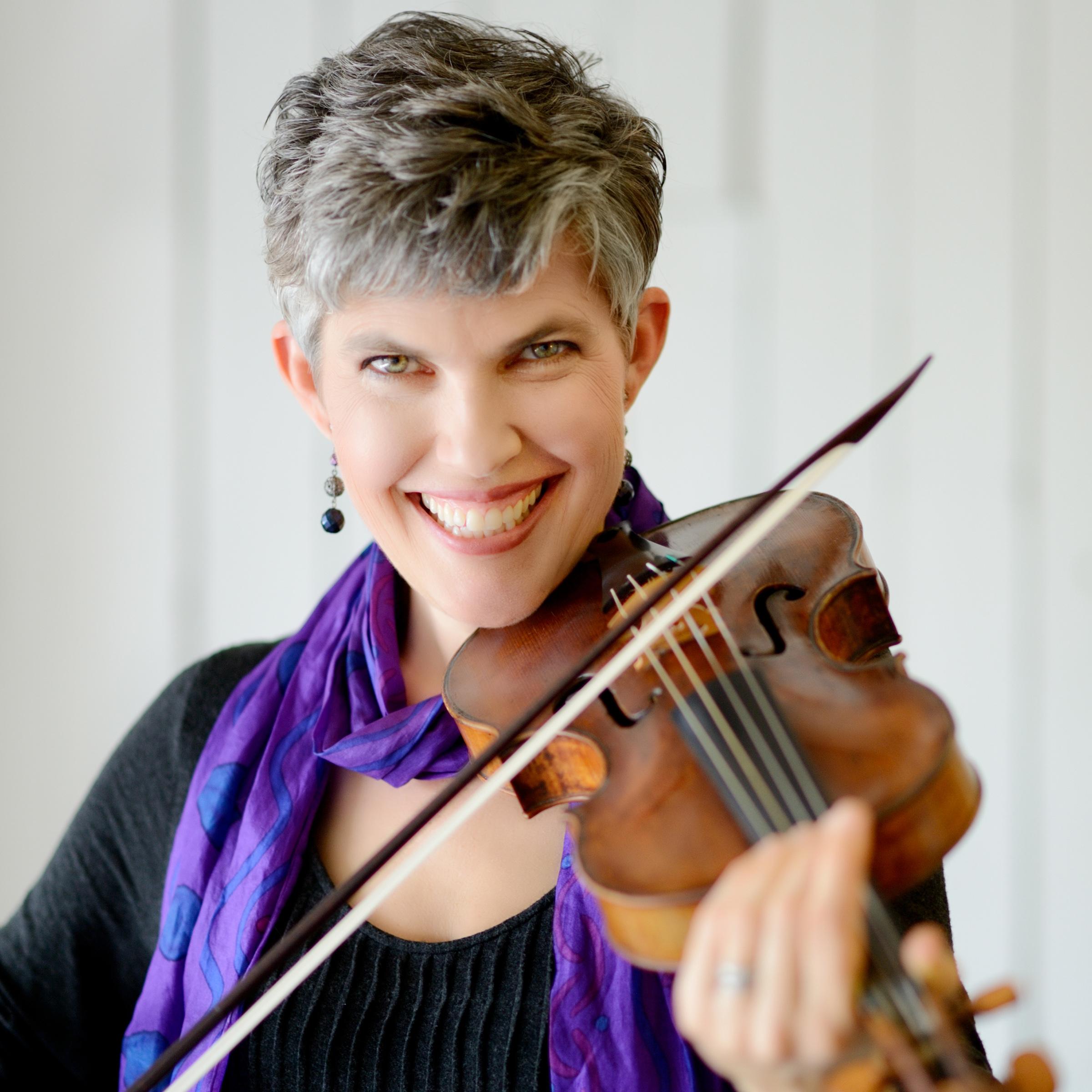 ingrid matthews , violin