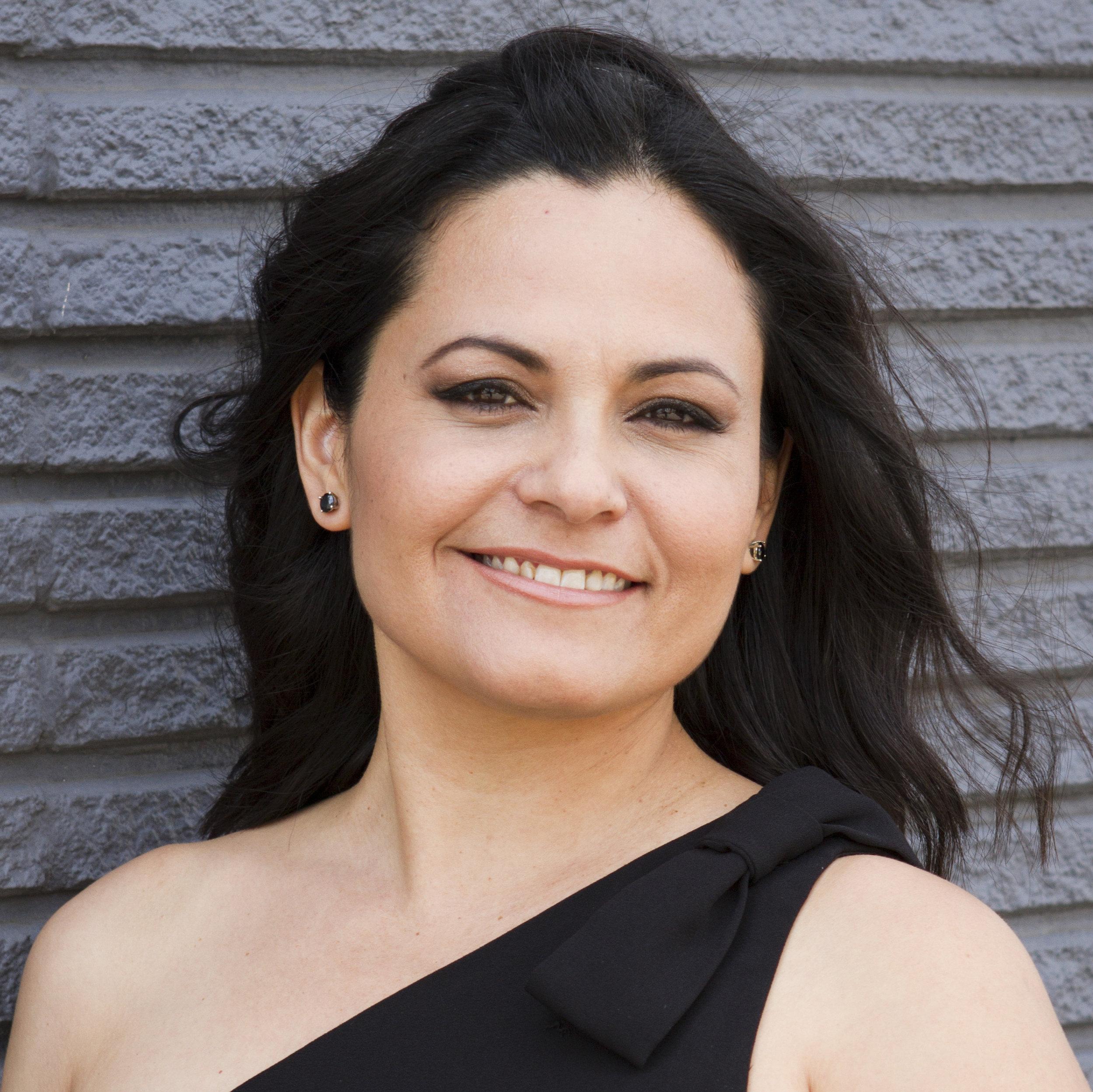 Cecilia duarte , mezzo-soprano