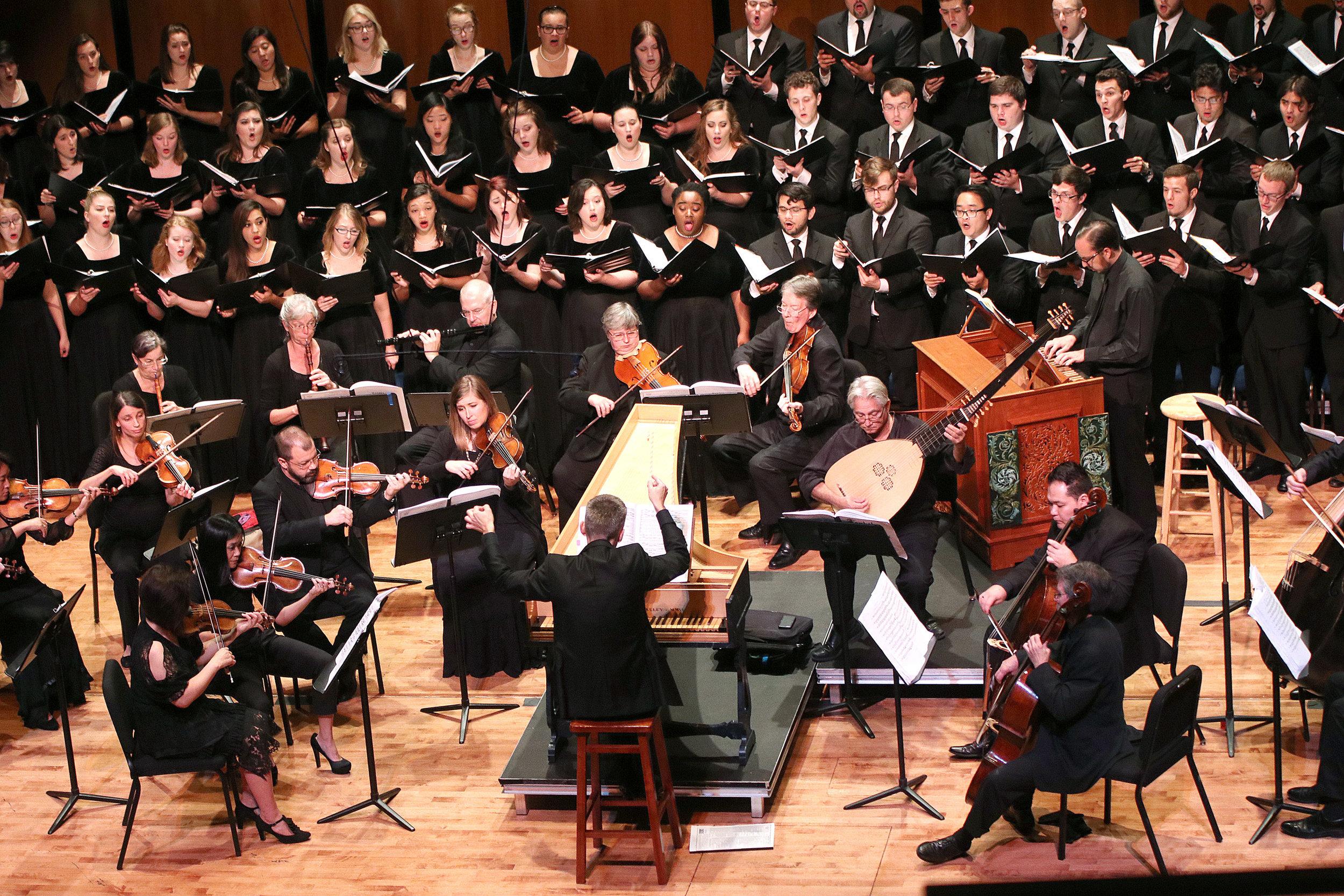 Ars Lyrica Houston, early music, baroque music, chamber music