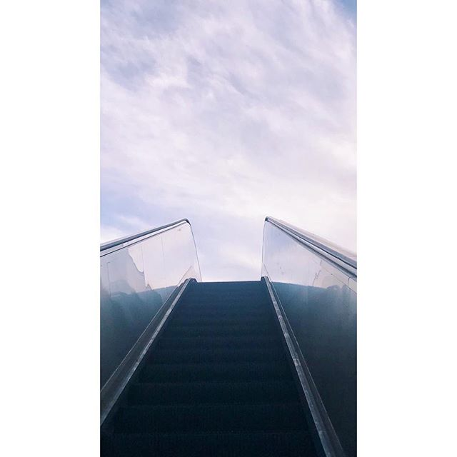 Stairway to Heaven.  #vscocam #zaishanghai #Shanghai #china #streetphotography #photographyofchina #mobilephotography #mpnselects #fotomobile #fotoguerilla #dazedandexposed #streettogs #iphonography #shotoniphone7plus #iphone7plus #上海 #中国 #在路上 #手机照片