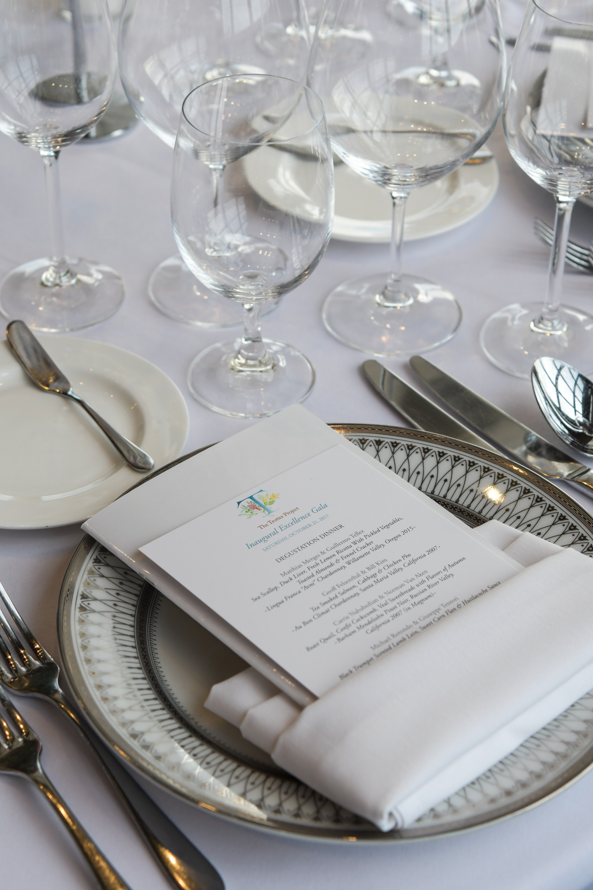 The Trotter Project  | Gala Event Material